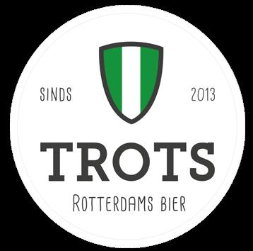 Trots Rotterdams bier