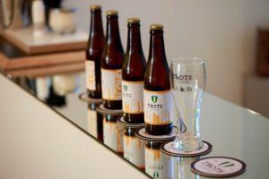 Trots Rotterdams 'Blond' Bier